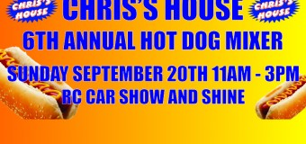 Join Us For The 6th Annual Chris' House Mixer