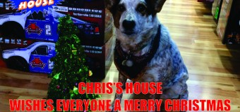 December at Chris' House- Come In & Join The Chaos