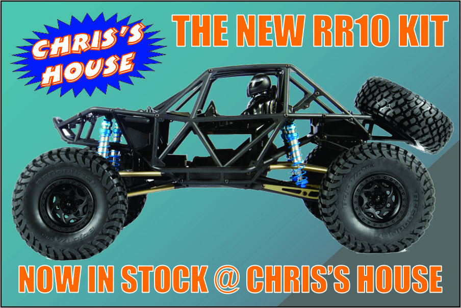 Chris's House Is Your Family Fun Store